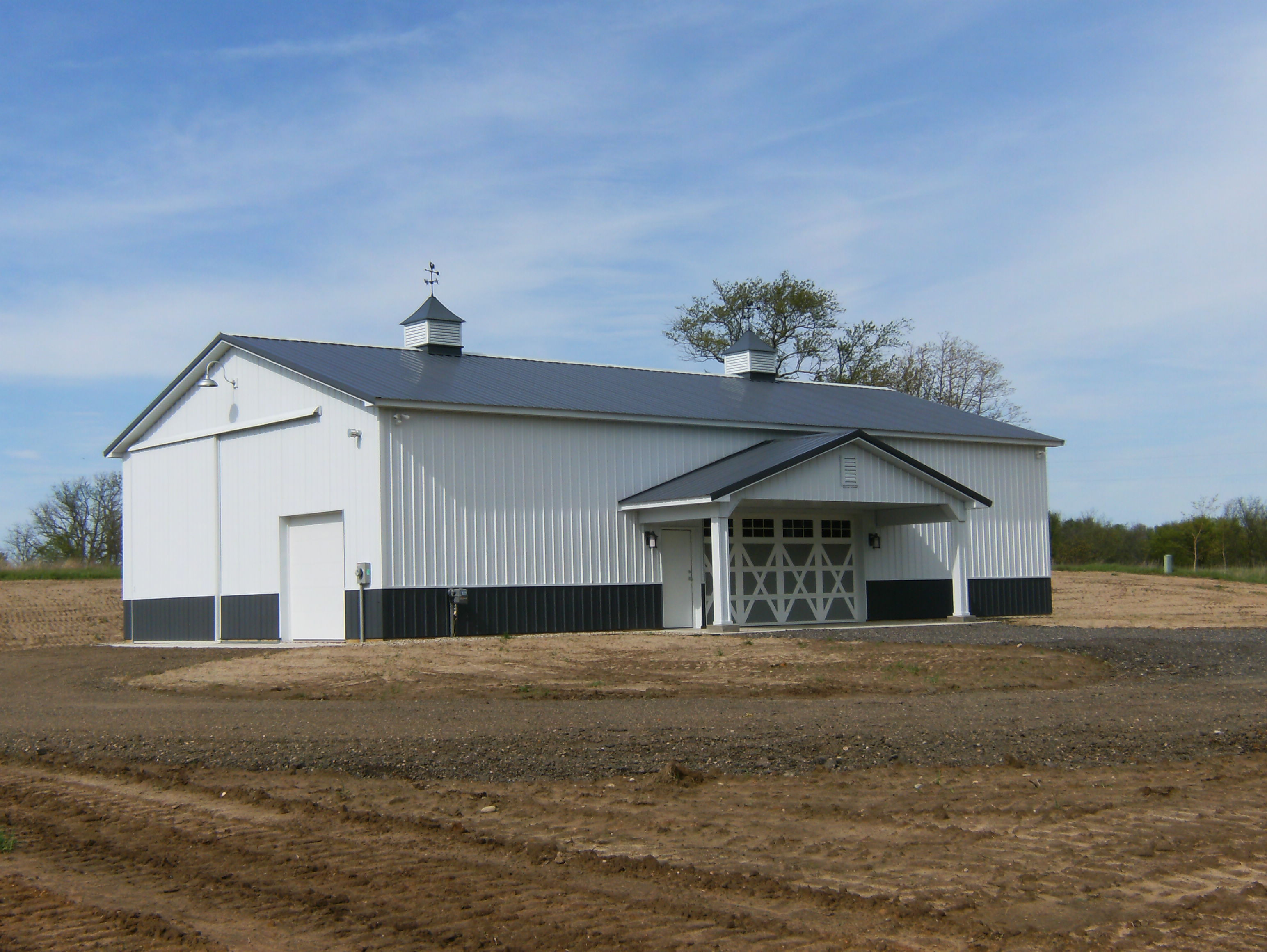 Post Frame Buildings Pole Barns In Michigan Thomsen Construction Supply Co